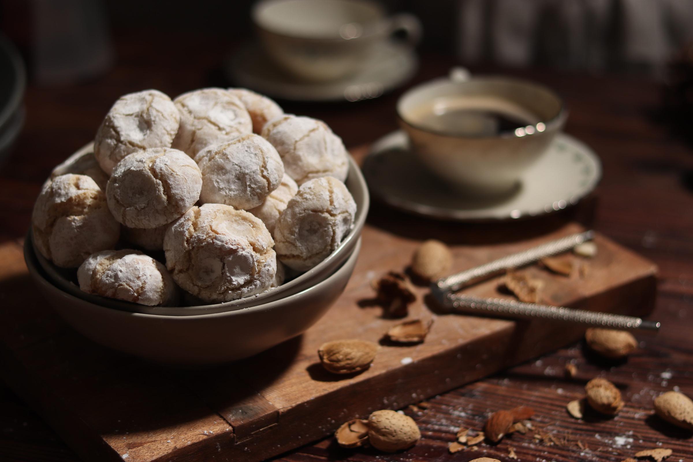 Ricetta Amaretti Gavi.Amaretti Di Gavi Cookies